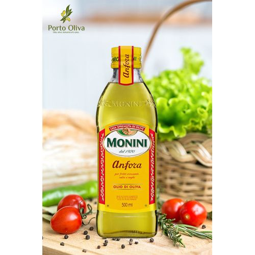 Масло оливковое Monini Anfora, 500мл