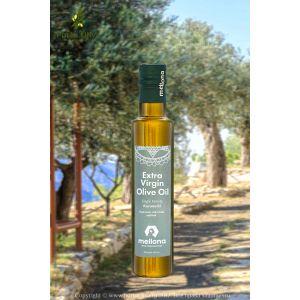 Масло оливковое монокультивар Mellona Extra Virgin, 250мл