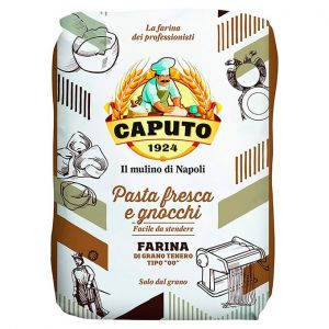 Мука для пасты из мягких сортов пшеницы Caputo Pasta Fresca, 5кг