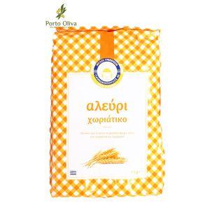 Мука из твердых сортов пшеницы Giannakopoulos домашняя, 1кг