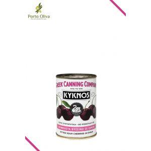 Вишня в сиропе Kyknos без косточки, 425г