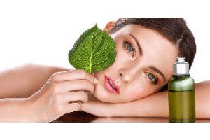 Питание кожи оливковым маслом