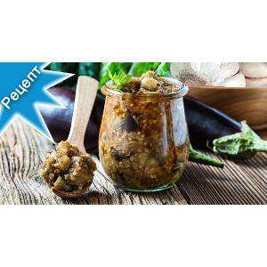 Рецепт: консервированные баклажаны на зиму>