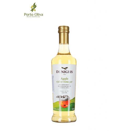 Яблочный уксус белый 5% De Nigris, 500мл
