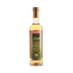 Уксус винный белый 6% Trasimeno, 500мл
