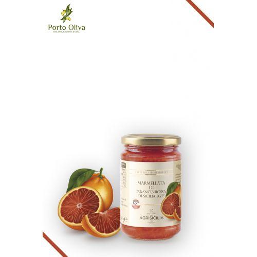 Джем из красного апельсина Agrisicilia IGP, 360г