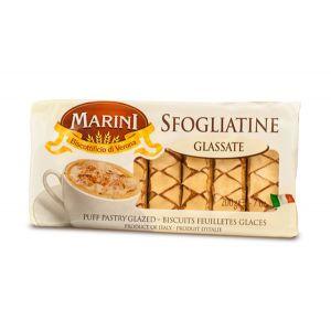 Печенье Сфольятине с глазурью Marini, 200г