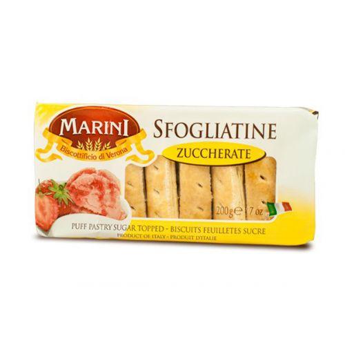 Печенье Сфольятине с сахаром Marini, 200г