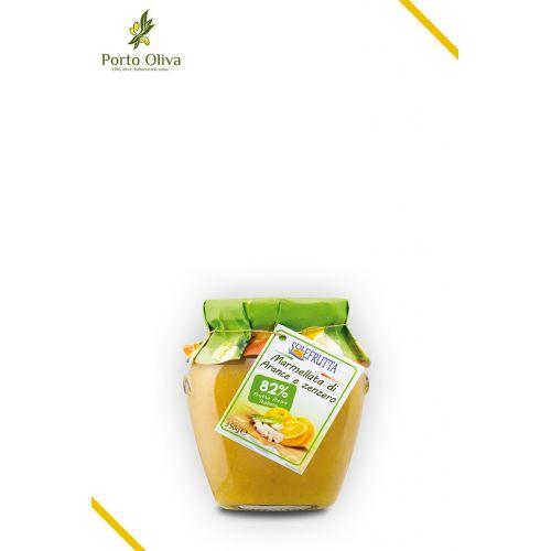 Джем из апельсина и имбиря Solefrutta, 350г