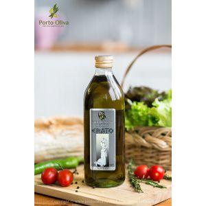 Масло оливковое холодного отжима Extra Virgin ERATO Kalamata, 1л