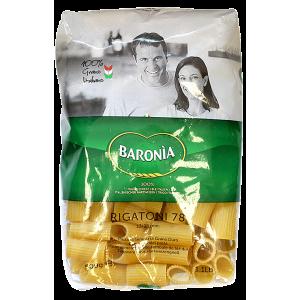 Макароны Baronia Rigatoni (Ригатони) No.78, 500г