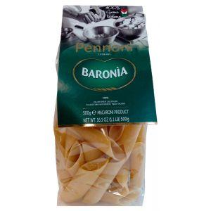 Макароны Baronia Pennoni (перья) гиганты, 500г