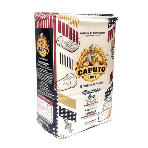 Мука манитоба из мягких сортов пшеницы Caputo тип 0, 1кг
