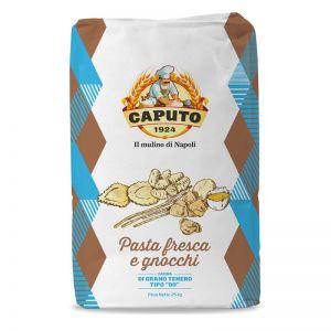 Мука для пасты из мягких сортов пшеницы Caputo Pasta Fresca, 25кг