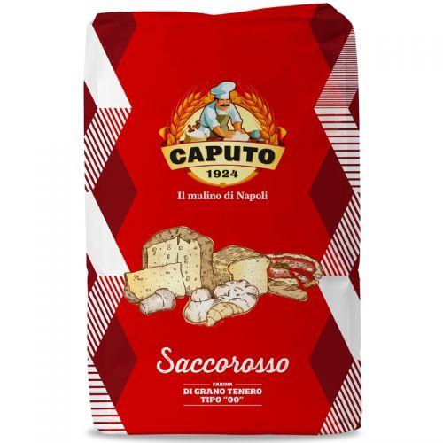 Мука из мягких сортов пшеницы Caputo тип 00 Шеф, 25кг