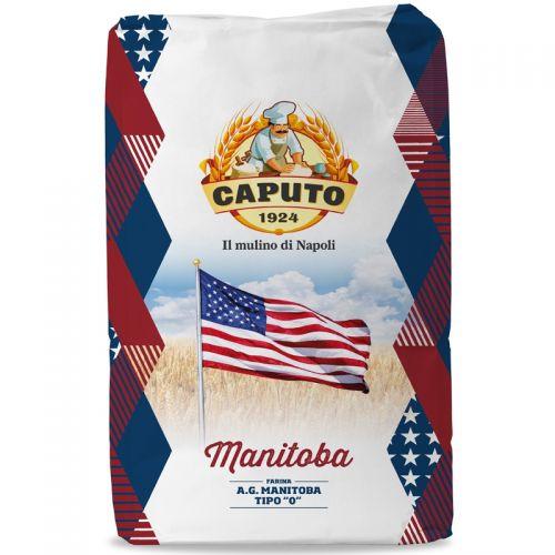 Мука Манитоба из мягких сортов пшеницы Caputo тип 0, 25кг