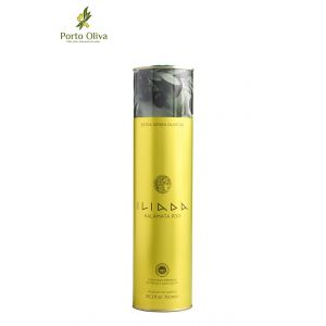Масло оливковое премиум ILIADA PDO Kalamata, 750мл