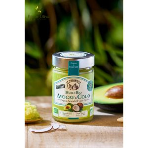 Масло кокоса и авокадо La Tourangelle BIO, 314мл