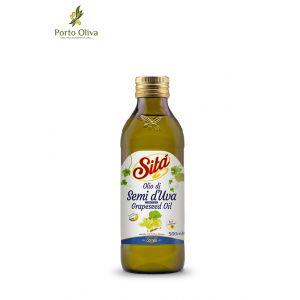 Масло виноградной косточки рафинированное Sita, 500мл