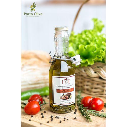 Оливковое масло для жареного мяса FOI, 250мл