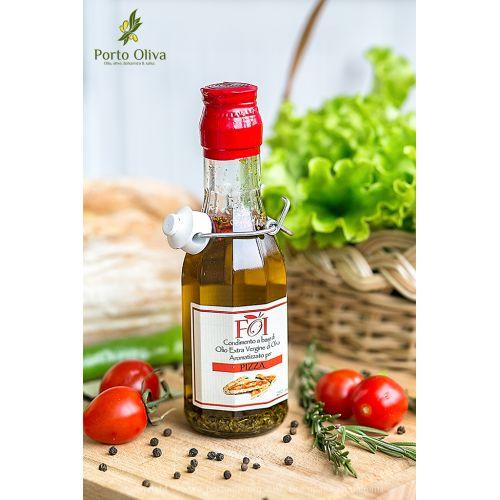 Оливковое масло для пиццы FOI, 250мл