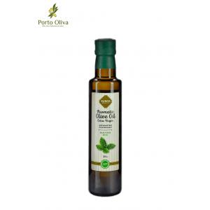 Оливковое масло с базиликом EVROS, 250мл