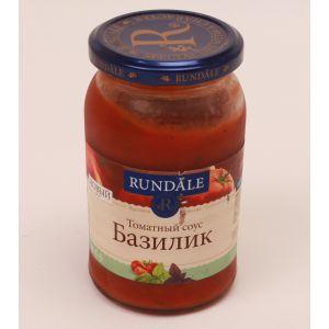 Соус томатный с Базиликом Rundale, 380г