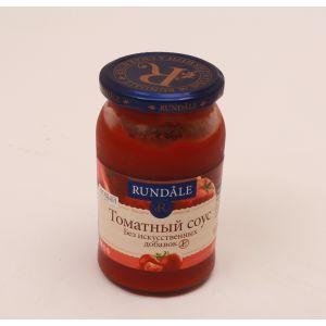 Соус томатный без искусственных добавок Rundale, 400г