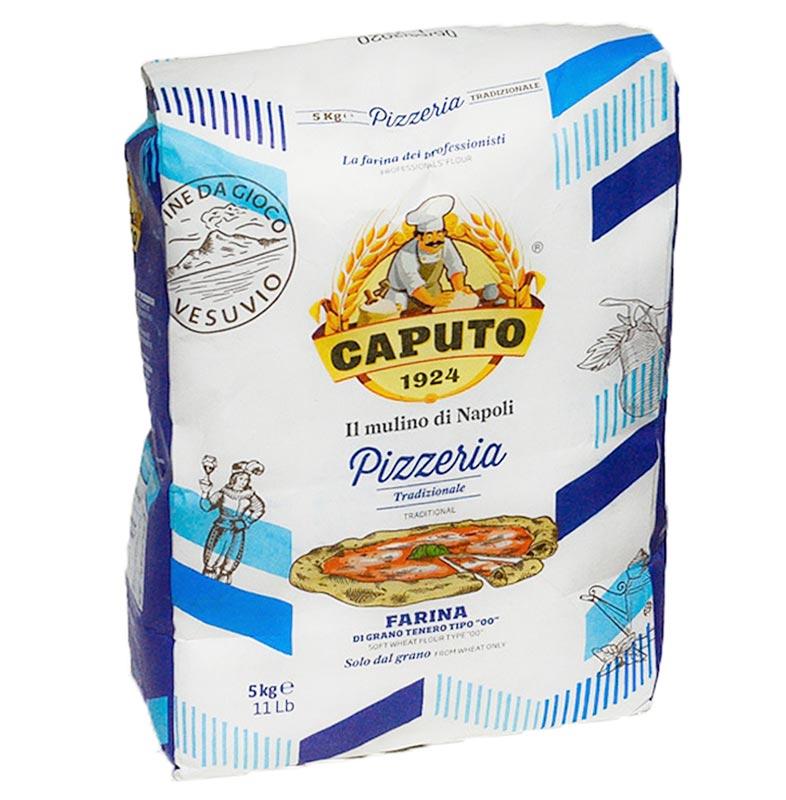 Мука для пиццы Caputo тип 00, 5кг