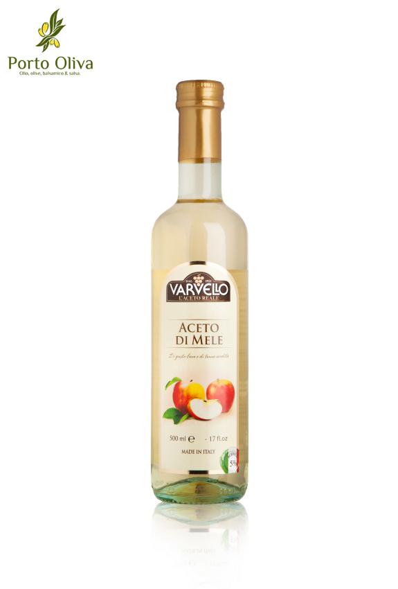 Яблочный уксус белый 5% Varvello, 500мл фото
