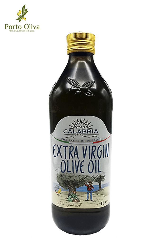 Масло оливковое Ciao Calabria Extra Virgin, 1л