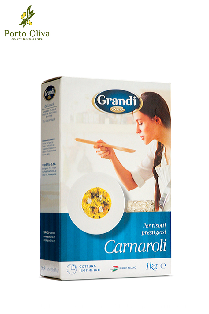 Рис Карнароли Grandi Riso, 1кг