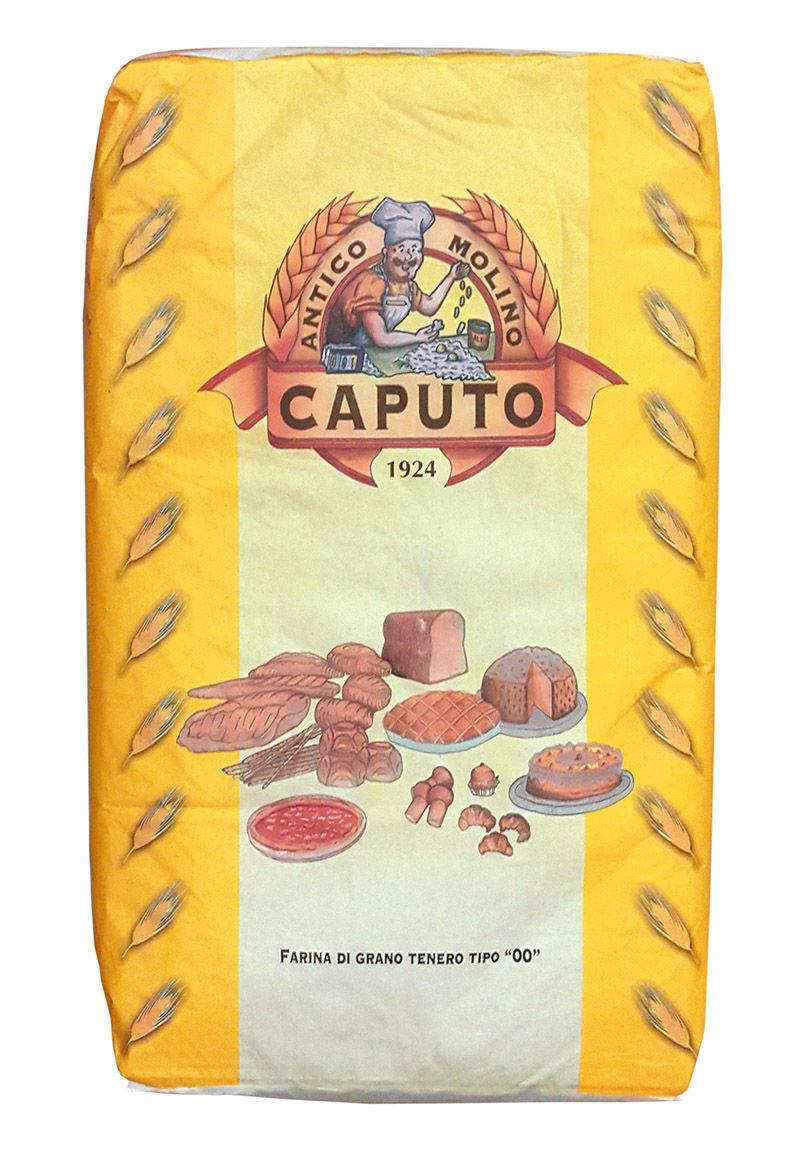 Мука из мягких сортов пшеницы Caputo тип 00 Супер 25кг фото