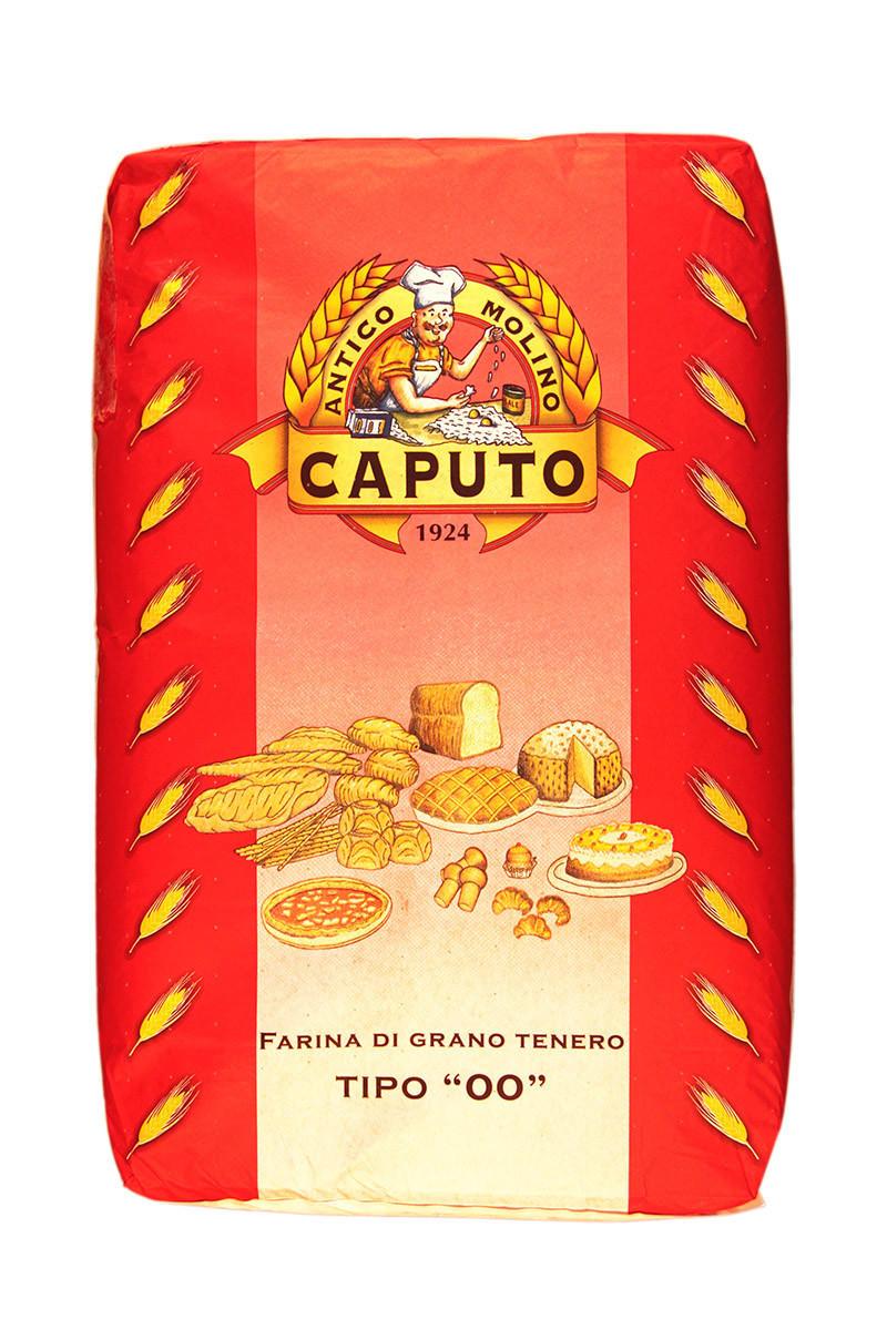 Мука из мягких сортов пшеницы Caputo тип 00 25кг фото