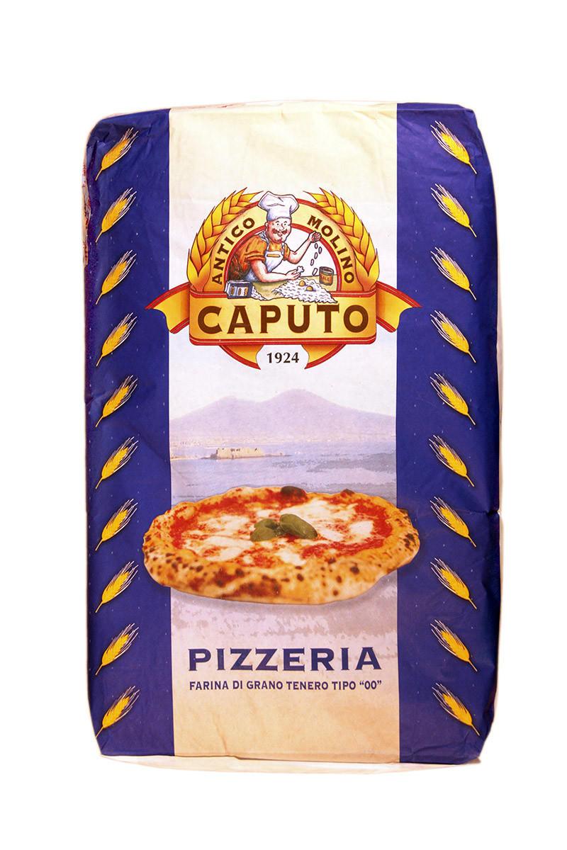 Мука из мягких сортов пшеницы для пиццы Caputo тип 00 25кг фото