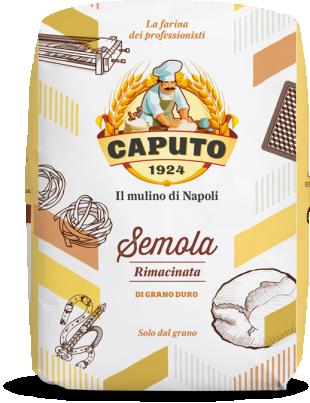 Итальянская мука Caputo Римачината