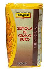 Мука из твердых сортов пшеницы Pertaghella