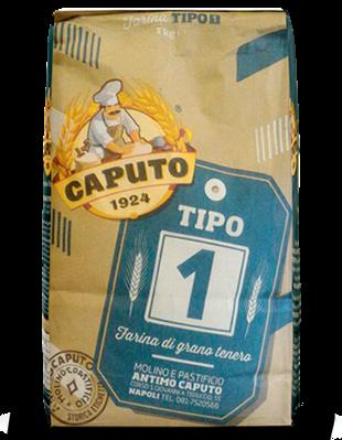Итальянская мука Caputo тип 1
