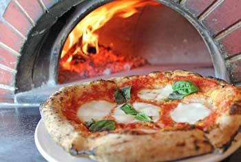 Неаполитанская пицца с мукой Caputo