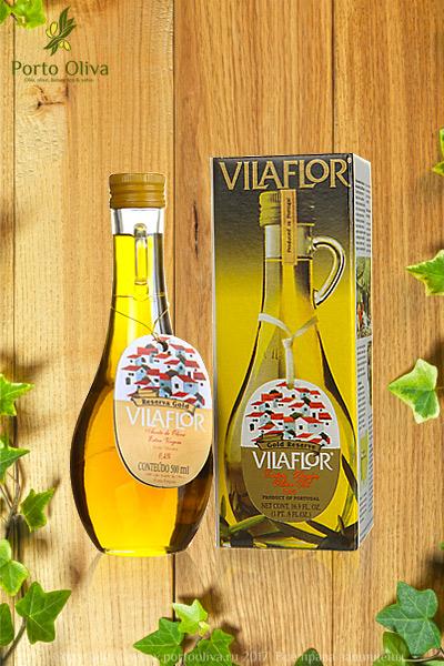 Подарочный набор оливкового масла Vila Flor, 500мл фото