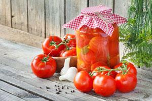Купить томатную консервацию оптом и в розницу