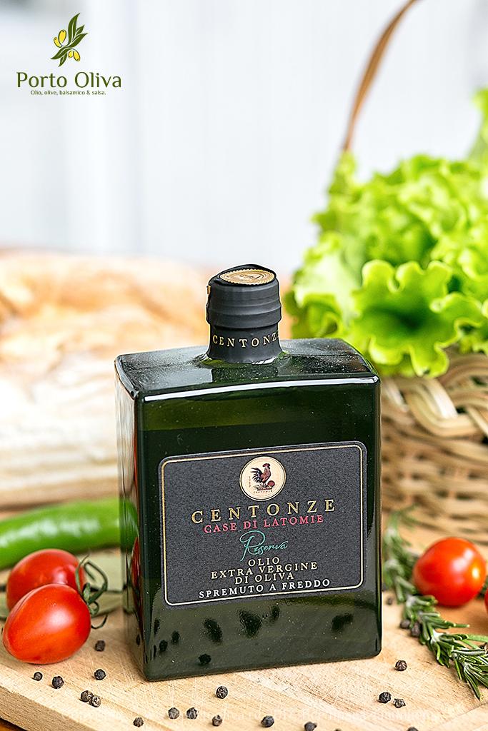 Масло оливковое премиум Centonze Case di Latomie DOP 500мл фото