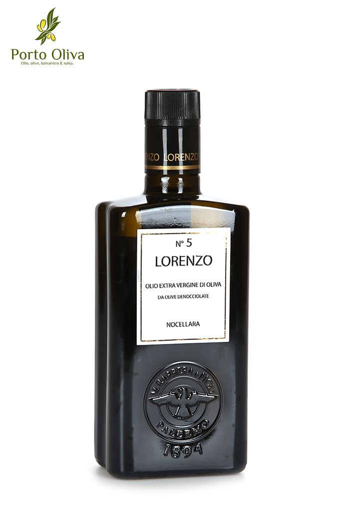 Масло оливковое премиум Barbera Lorenzo №5, 500мл