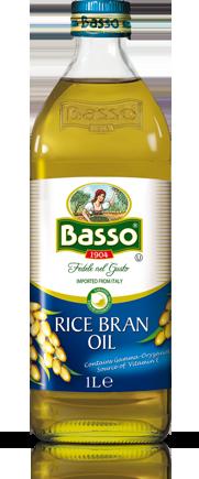 Масло рисовое рафинированное Basso 1л фото